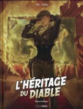 L'héritage du Diable -1c2016- Rennes-le-château