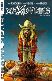 Crawl Space: XXXombies (2007) -2- Issue 2