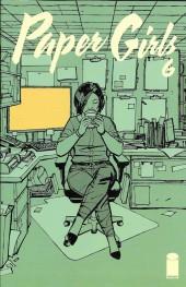 Paper Girls (Image comics - 2015) -6- Paper Girls