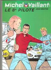 Michel Vaillant (Dupuis) -8Pub Auto p- Le 8e pilote