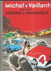 Michel Vaillant (Dupuis) -11Pub Auto p- Suspense à Indianapolis