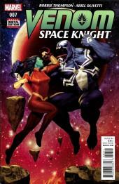 Venom: Space Knight (2016) -7- Issue 7