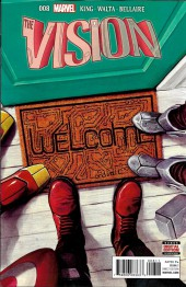 Vision (The) (2016) -8- Victorious