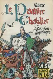(AS) Comics -14146- Le pauvre chevalier (2/2) apothéose équivoque