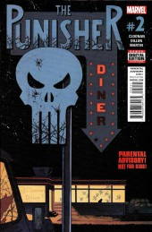 Punisher (2016) (The) -2- Issue 2