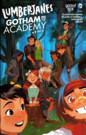 Lumberjanes/Gotham Academy (2016) -1- Lumberjanes / Gotham Academy Part 1 of 6