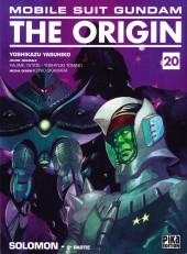 Mobile Suit Gundam - The Origin -20- Solomon - 2e partie