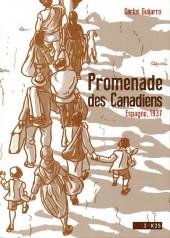 Promenade des Canadiens - Espagne, 1937