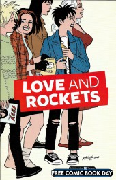 Love and Rockets (2001) -FCBD- Love and Rockets