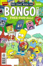 Bongo Comics Free-For-All! - Tome 2016FCBD