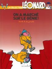 Léonard - La Collection (Prisma Media) -2227- On a marché sur le génie !