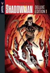 Shadowman (2012) -INTHC01- Deluxe Edition 1