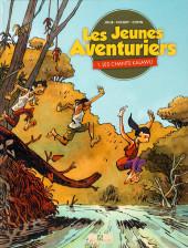 Les jeunes Aventuriers -1- Les chants Kalawu