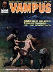 Vampus (Creepy en espagnol) -29- Un lugar insospechado