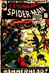 L'Étonnant Spider-Man (Éditions Héritage) -16- Hammerhead