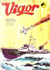 Vigor -133- Le cerceuil d'acier