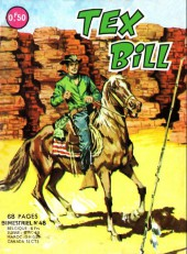 Tex Bill -48- La revanche du shérif