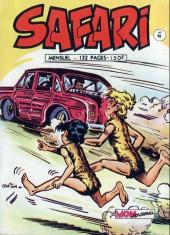Safari (Mon Journal) -50- Grand-mère dynamite