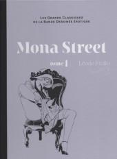 Les grands Classiques de la Bande Dessinée érotique - La Collection -817- Mona Street - Tome 1