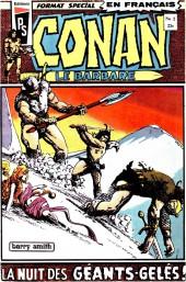 Conan le barbare (Éditions Héritage) -2- La nuit des géants gelés