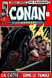 Conan le barbare (Éditions Héritage) -3- La chose dans le temple!