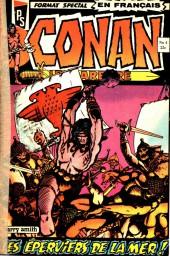 Conan le barbare (Éditions Héritage) -4- Les éperviers de la mer!