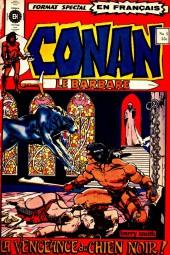 Conan le barbare (Éditions Héritage) -5- La vengeance du chien noir!