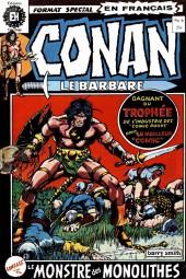 Conan le barbare (Éditions Héritage) -6- Le monstre des monolithes