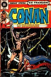 Conan le barbare (Éditions Héritage) -7- L'avènement de Conan