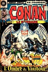 Conan le barbare (Éditions Héritage) -8- L'ombre du vautour