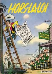 Lucky Luke -6b1967- Hors-la-loi