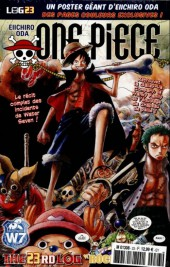 One Piece - La collection (Hachette) -23- The 24th Log