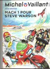 Michel Vaillant (Dupuis) -14Pub Auto p- Mach 1 pour Steve Warson