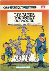 Les tuniques Bleues -12a1982- Les Bleus tournent cosaques