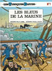 Les tuniques Bleues -7d2007- Les bleus de la marine