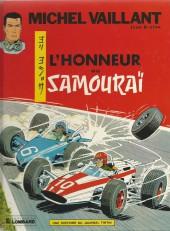 Michel Vaillant -10e1984- L'honneur du Samouraï