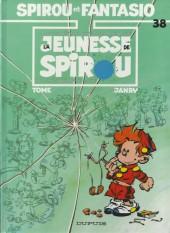 Spirou et Fantasio -38b2004- La jeunesse de Spirou
