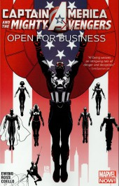 Captain America & the Mighty Avengers (2015) -INT01- Open for business
