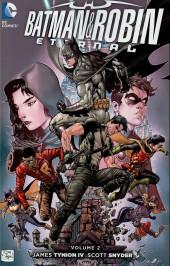 Batman & Robin Eternal (2015) -INT02- Volume 2
