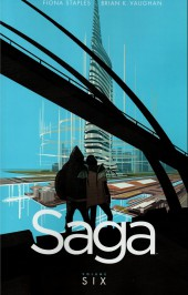 Saga (Image comics - 2012) -INT06- Saga - Volume Six