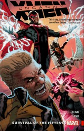Uncanny X-Men (2016) -INT01- Survival of the fittest