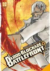 Blood Blockade Battlefront -2- Tome 2