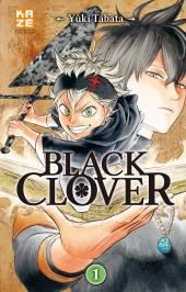 Black Clover -1- Tome 1
