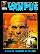Vampus (Creepy en espagnol) -30- La momia revive