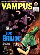 Vampus (Creepy en espagnol) -31- Los Brujos