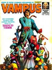Vampus (Creepy en espagnol) -35- Diminuto terror