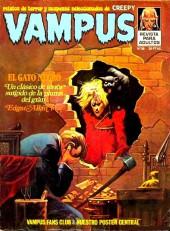 Vampus (Creepy en espagnol) -36- El gato negro