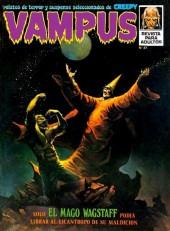 Vampus (Creepy en espagnol) -37- El mago Wagstaff