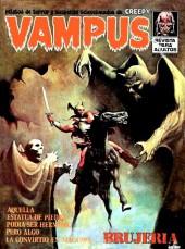 Vampus (Creepy en espagnol) -39- Brujería