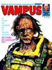 Vampus (Creepy en espagnol) -40- Un otoño en Arkham